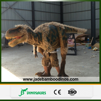 Dinosaur Costume Walking with for Sale