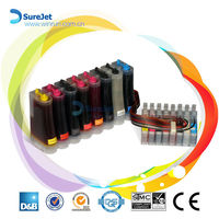 Ciss ink cartridge for Epson Stylus Photo R1900 printer with new chip wholesale china