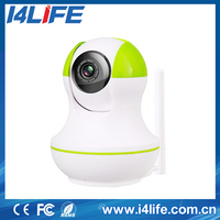 New Baby Safety Products Alarm Push 10Meter IR Long Range Mini Wireless Camera with Motion Detection