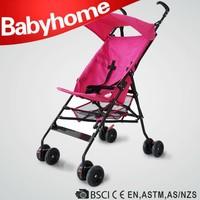 australia standard folding easy portable red color mini buggy for kids