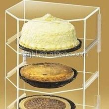 OEM/ODM Clear Glass Cake Dome,Glass Cake Cover/wedding cake stand