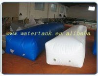 collapsible pvc water tank for water refilling station