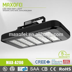 Constant current Meanwell driver 70w led high bay light