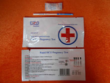 ULTRA EARLY 10mIU HOME PREGNANCY HCG URINE STRIP TESTS