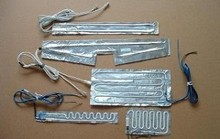 120v High grade flexible aluminum foil heater