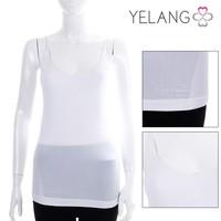 Fashion design sexy women sleeveless underwear / lady white camisole / beautiful female braces sleepwear