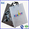 Christmas is coming!Factory wholesale low price and good quality colorful plastic shopping gift bag