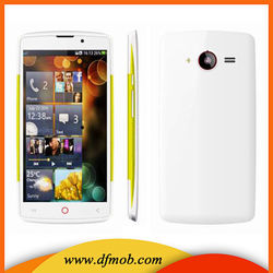 MTK6572A WIFI Android 4.2 Dual Core Dual SIM GPS 3G 5 INCH FWVGA Touch Screen Mobile Phone S55