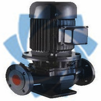 ISG diesel driven pump inline transfer pump