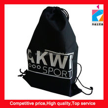 Promotion 210D Polyester Drawstring Gym Sport Bag