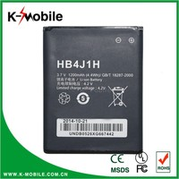 1 year warranty rechargeable cell phone battery for Huawei T8300 U8120 U8150 T8100 T2010