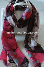 Fábrica ladies' nuevo diseño de la moda hecha a mano de lana <span class=keywords><strong>chales</strong></span> <span class=keywords><strong>paisley</strong></span> bufandas