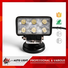 Best Selling Competitive Die-Cast Aluminum 18W Ip67 Working Light Spot Beam Led Floodlight