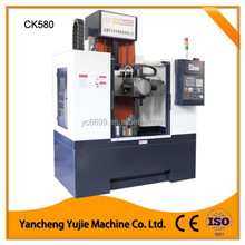 automatic vertical lathe tool machine with 800mm swing length
