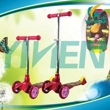 three wheels kick scooter for children.new high quality fashion childrern kick scooter