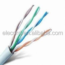 Chinese skillful factory of star network lan cable UTP Cat 6