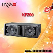 Pro sonido sistema de altavoces de audio cvr line array