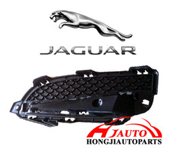 jaguar xf front bumper grille without chrome trim C2Z13177