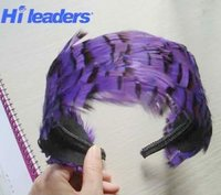Decorative Feather Headband