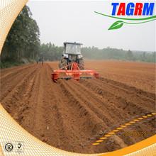 2AMSU ridging type plantation cassava harvesting machine/tapioca harvesting machine/manioc harvesting machine