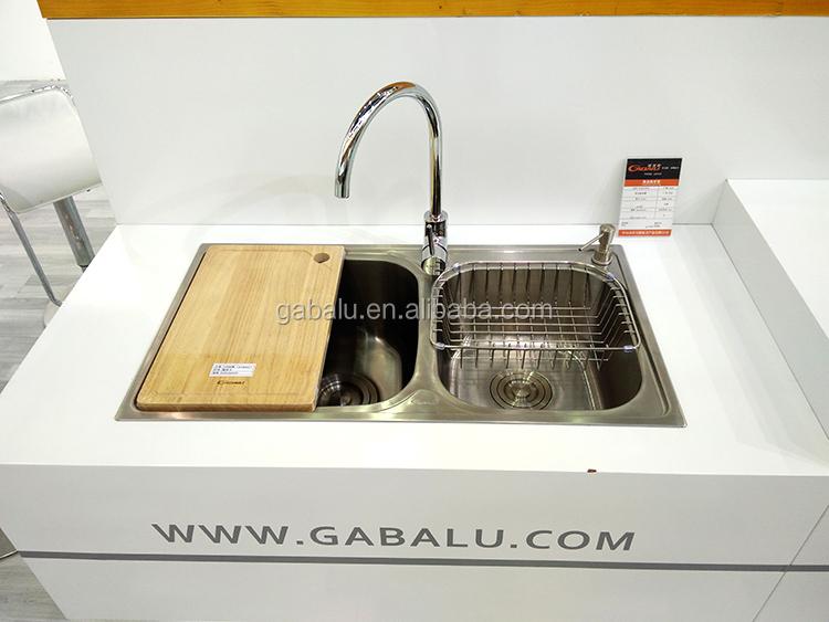 Hot New Style Kitchen Sink Shelf Direct Factory Price Cheap Kitchen ...