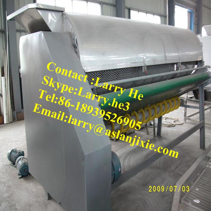 green pea shelling machine