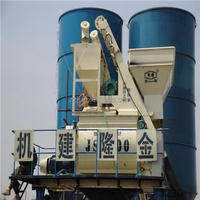 The most advanced concrete plant plant for brewery used