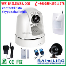 3G WCDMA E800 fire alarm ,home bank shop smart make call alarm ,gsm module home alarm system