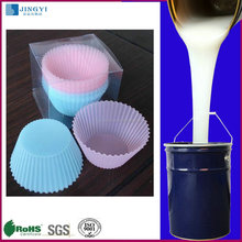 Fort Cake Mill paper silicone rubber mold