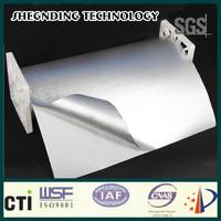 Design logo tape! aluminum foil waterproof roofing material Soft aluminum foil Embossed Aluminum Foil Cladding