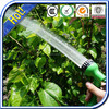 New product 2015 innovation flexible hot water pipe with garden hose fittings