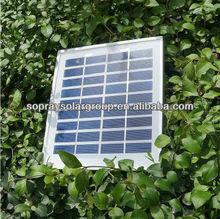 High quality 2w mini solar panel small poly solar panel