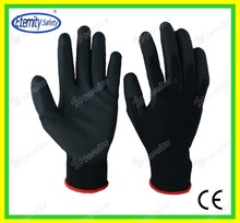 Wear resisting wear proof work glove Preferential price concessional rate coated glove