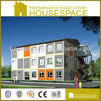 Panelized Sandwich Panel Container Home Drawing
