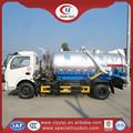 Dfac 4 x 2 esgoto industrial de sucção de limpeza caminhão e multifuncional