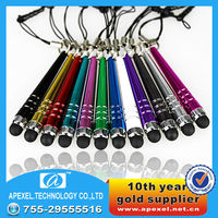 Galaxy tab capacitive stylus touch pen for iphone 4 ipad tablet