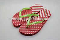 wholesale women slipper shoes made in China