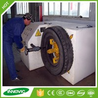 Safe high quality tire bead ring cutter