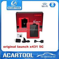 2015 Original Launch Dealer Professional Launch X431 5C Free Update Online X-431 5C Wifi Bluetooth Table Diagnostic Tool 431 5C