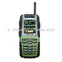 Outfone BD351 GSM Cell phone & UHF Walkie Talkie waterproof dustproof