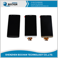 China supplier wholesale phone parts Lcd digitizer screen touch for LG G3 D855