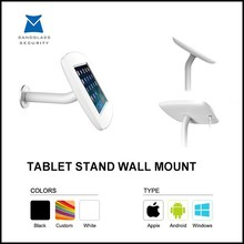 Good quality Tablet stand wall mount charger case enclosure with for iphone 4