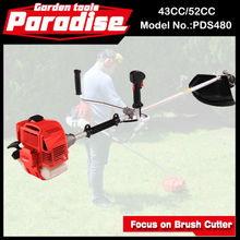 PDS480 Paradise 52CC Engine Sale Automatic Used Cow Feed Hand Tractor Manual Grass Cutter Machine Price