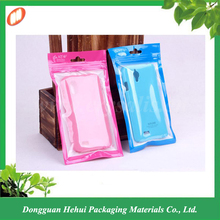 Custom mobile phone cover packing bag