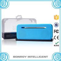 OEM Portable Mini Outdoor Wireless bluetooth vibration speaker