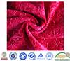 100% polyester 3D embossed velvet fabric for garment/upholstery
