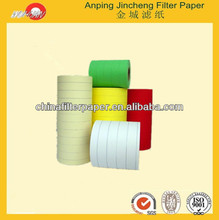 Filter paper for vehicle car truck automotive filter parts