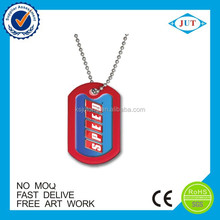 Promotional cheap necklaces custom dog tag
