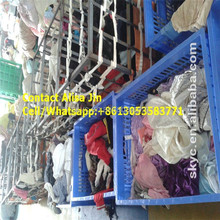 sell fairly sale mixed high quality summer import used clothes for Cote d'Ivoire