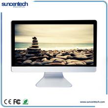cheap 27 inch lcd monitor full hd lcd monitor 12 volt 1080p lcd monitor with vga dvi